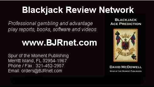 Blackjack Review Network Portal: Basic Strategy Card Counting